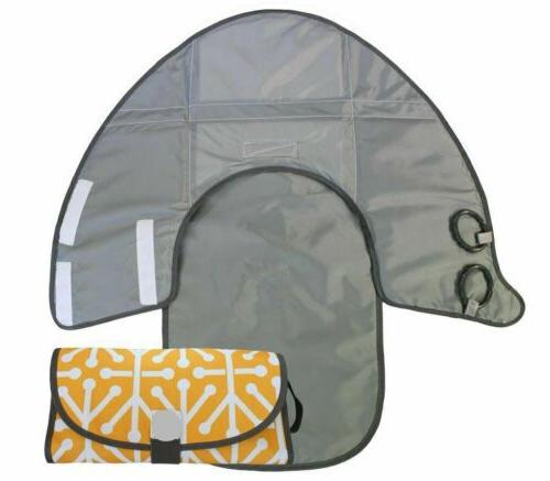 Clean Hands Changing Portable Baby 3in1 Mat Diaper Kit