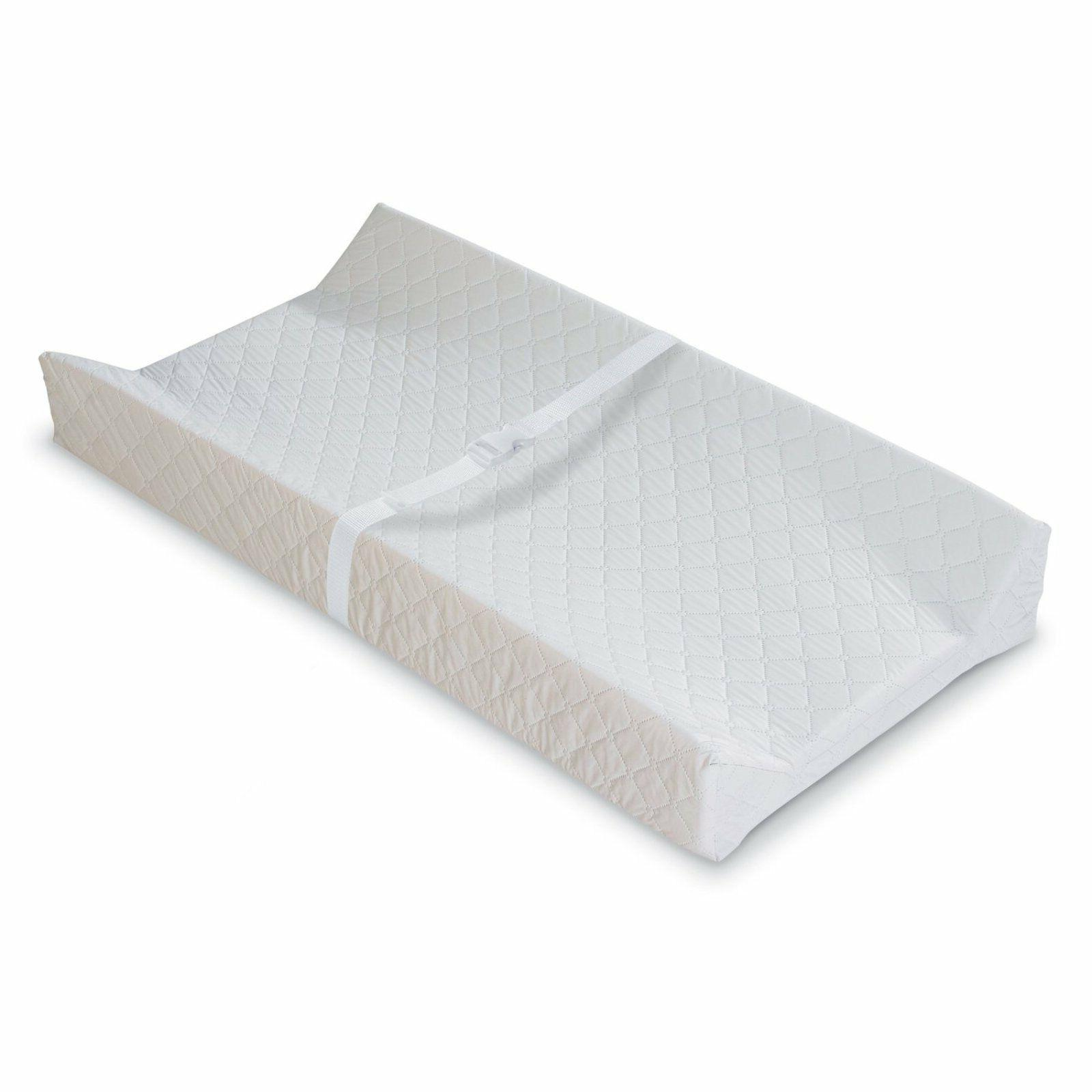 Summer Infant Changing Pad, Sided White