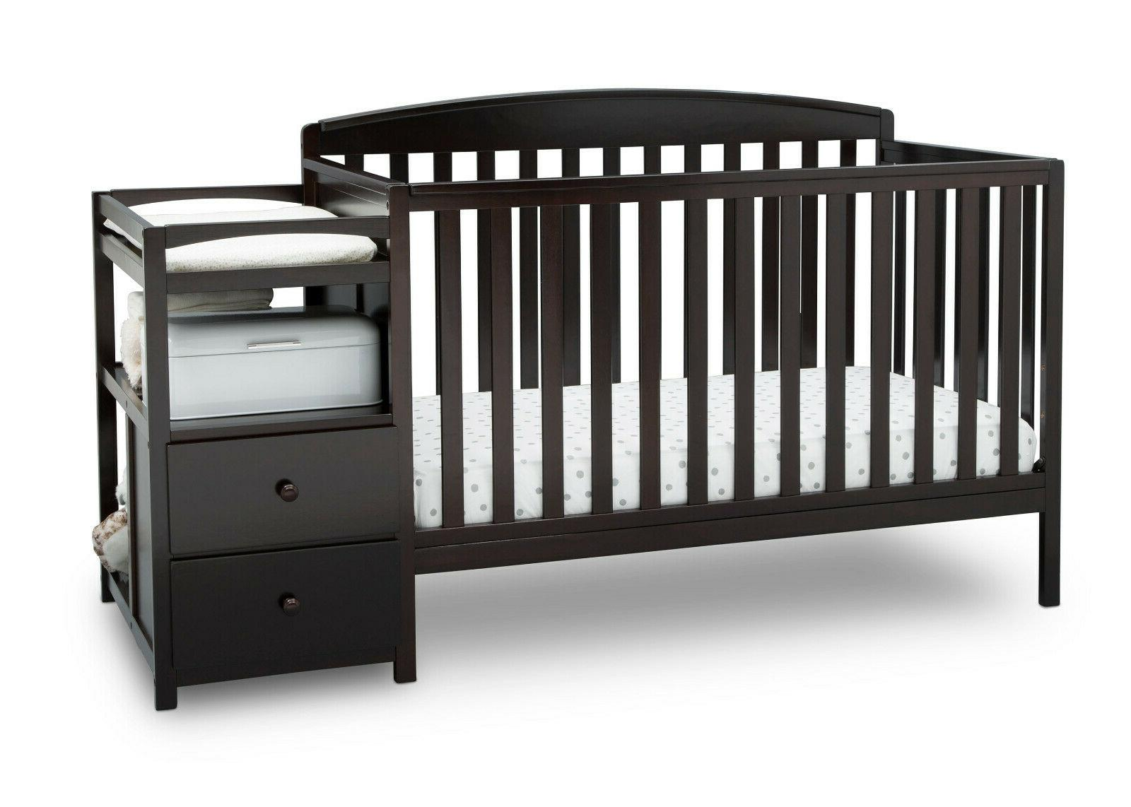 Convertible and Changing Table 4-in-1 Room