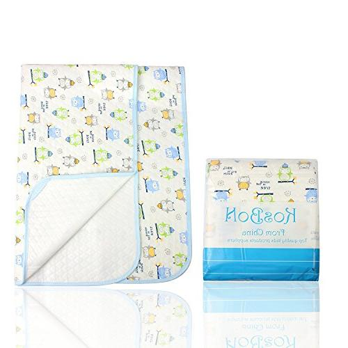 deluxe ecological cotton change pad