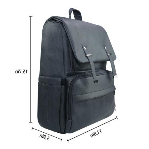 Diaper Bag Backpack Travel Large W/Changing