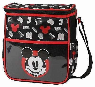 diaper bag bottle and pacifier tote mickey