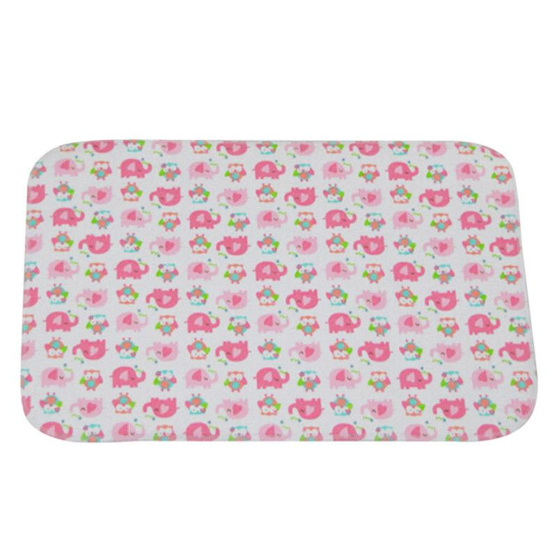 diaper changing pad double side waterproof travel