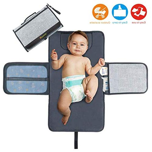diaper changing pad portable