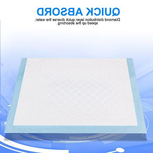 Baby Changing Pad, 20Pack Waterproof Mat, Portable Changing Underpads Mattress Sheet