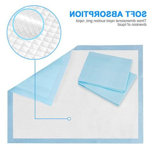 Baby Disposable 20Pack Portable Diaper Table & Mat, Underpads Mattress Play Sheet