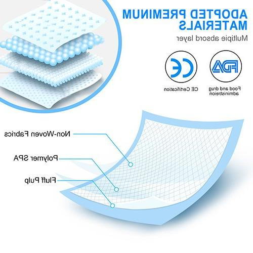 Baby Disposable 20Pack Waterproof Portable & Underpads Mattress Play Sheet Protector