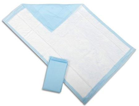disposable underpads blue