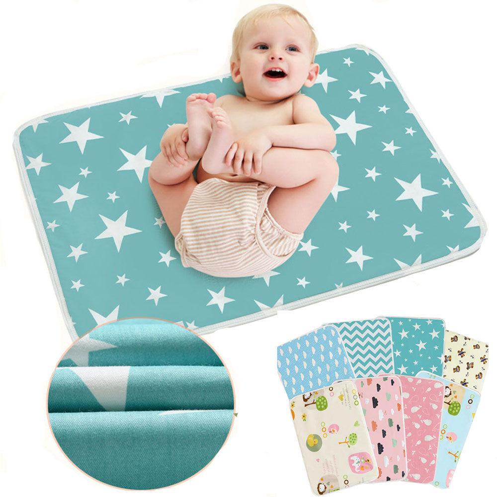 durable baby changing pad infant cotton nappy
