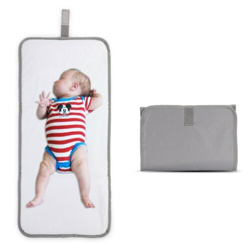 Baby Portable Folding Diaper Travel Changing Pad Waterproof