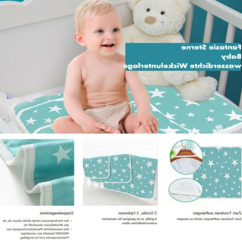 Durable Baby Changing Waterproof Infant Cover