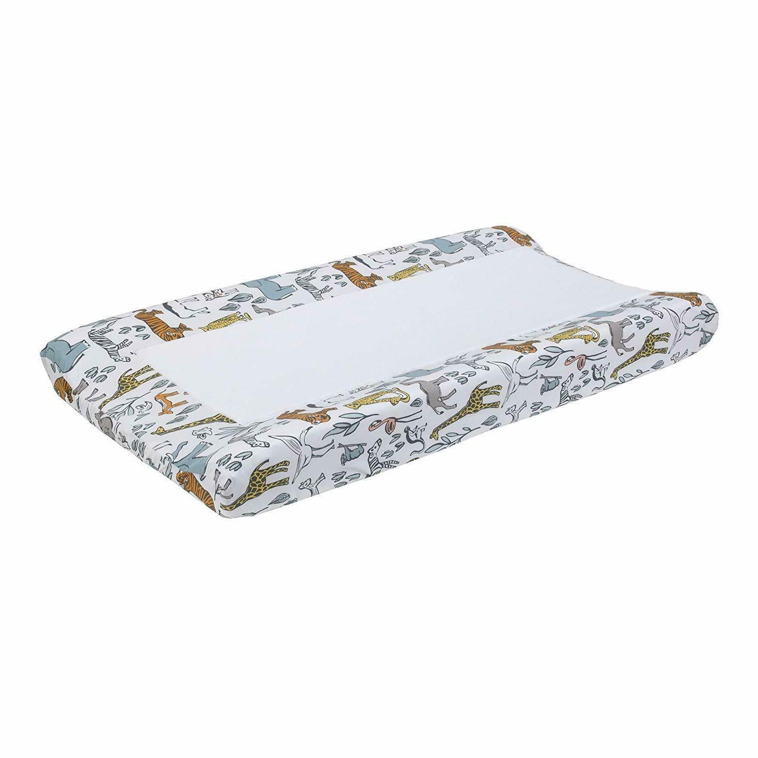 dwell studio safari animal baby changing pad