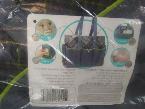 Fisher Price Fastfinder Deluxe Diaper Insulated Pocket