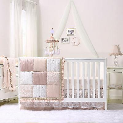 Grace Dusty Pink Baby Cover by The