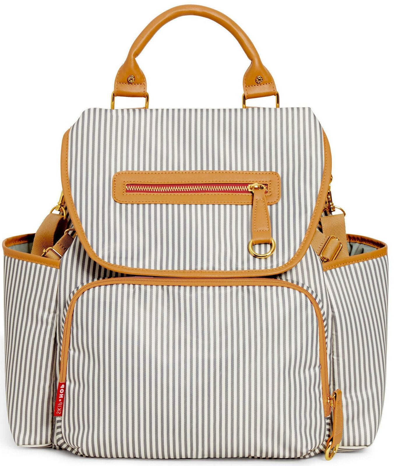 grand central take diaper backpack