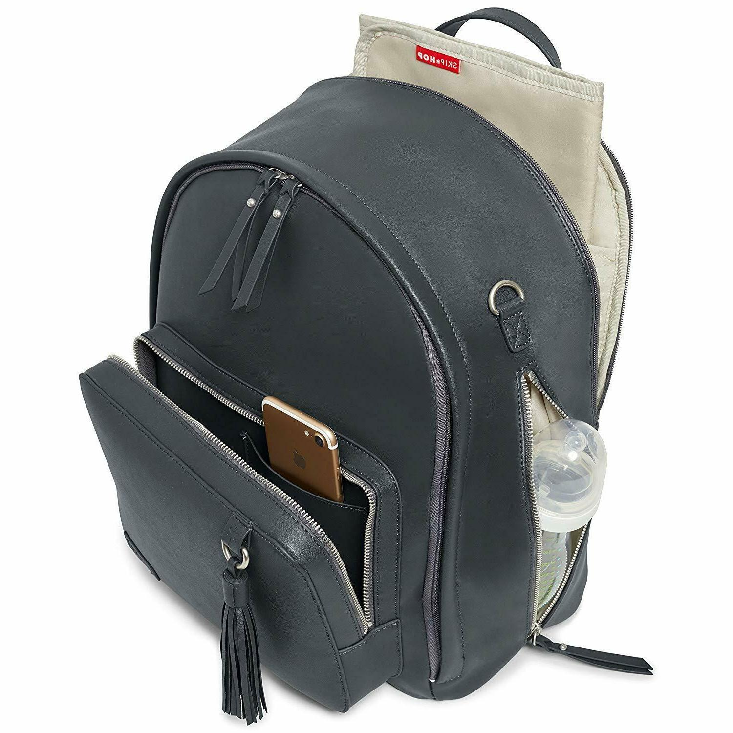 Skip Hop Greenwich Backpack - $100