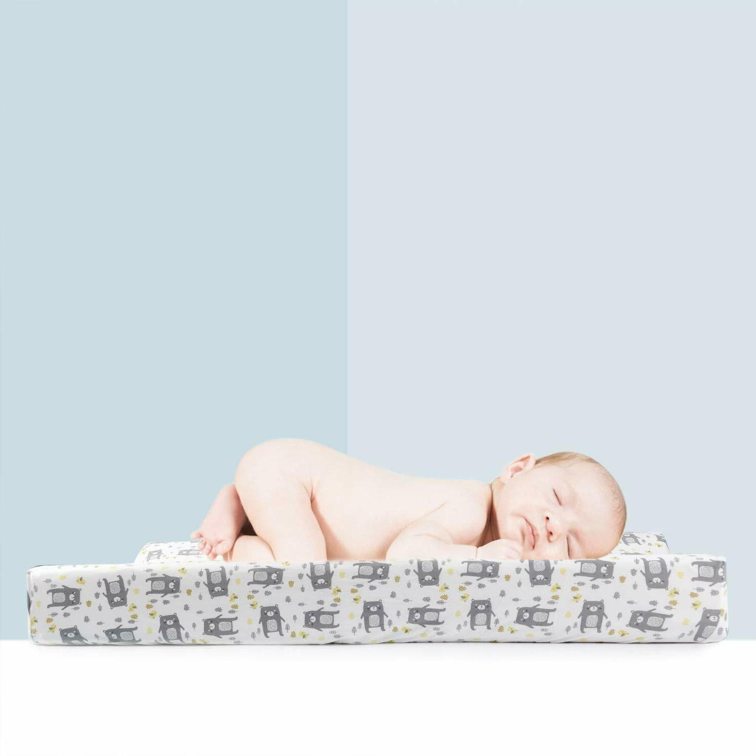 Infant Change Changing Pad Cover Waterproof Pack