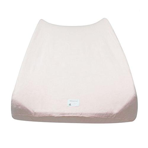 knit terry changing pad cover