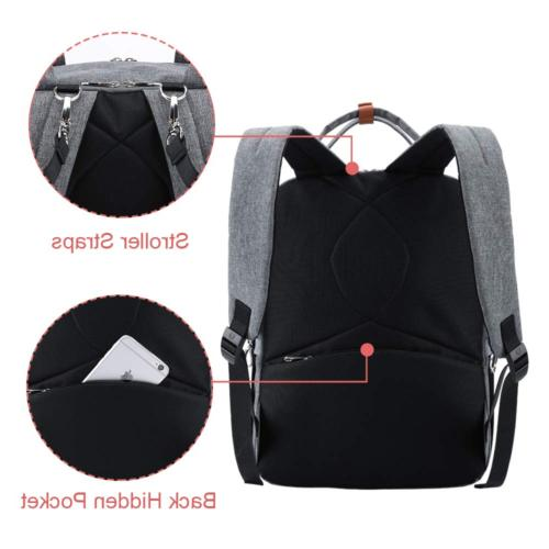 Baby Diaper Nappy Backpack Changing
