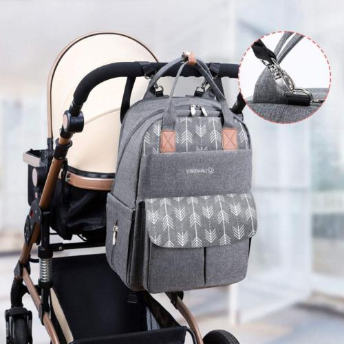 Mummy Capacity Backpack with Pad and