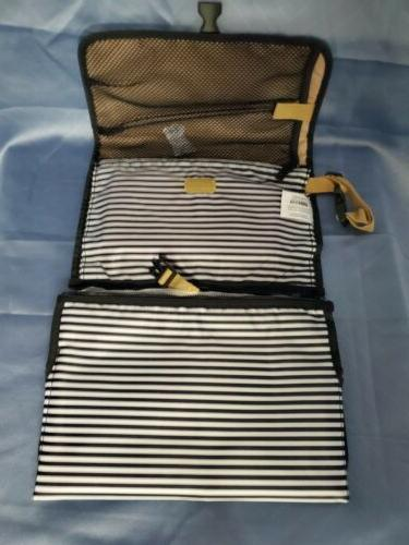 NEW! Hop Changing Station, Stripe, Built Pillow
