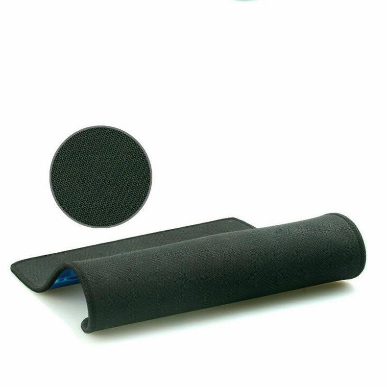 Non-Slip Rubber Mousepad Off Background Gaming Mouse