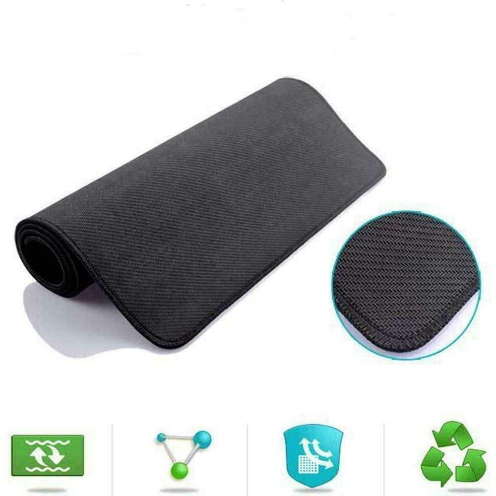 Non-Slip Rubber Mousepad Off Change Background Gaming