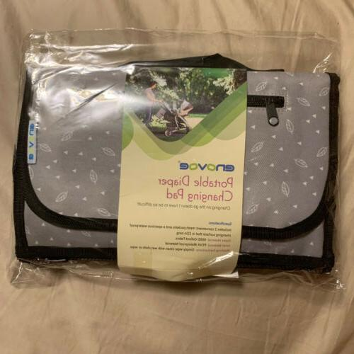 nwt travel changing pad