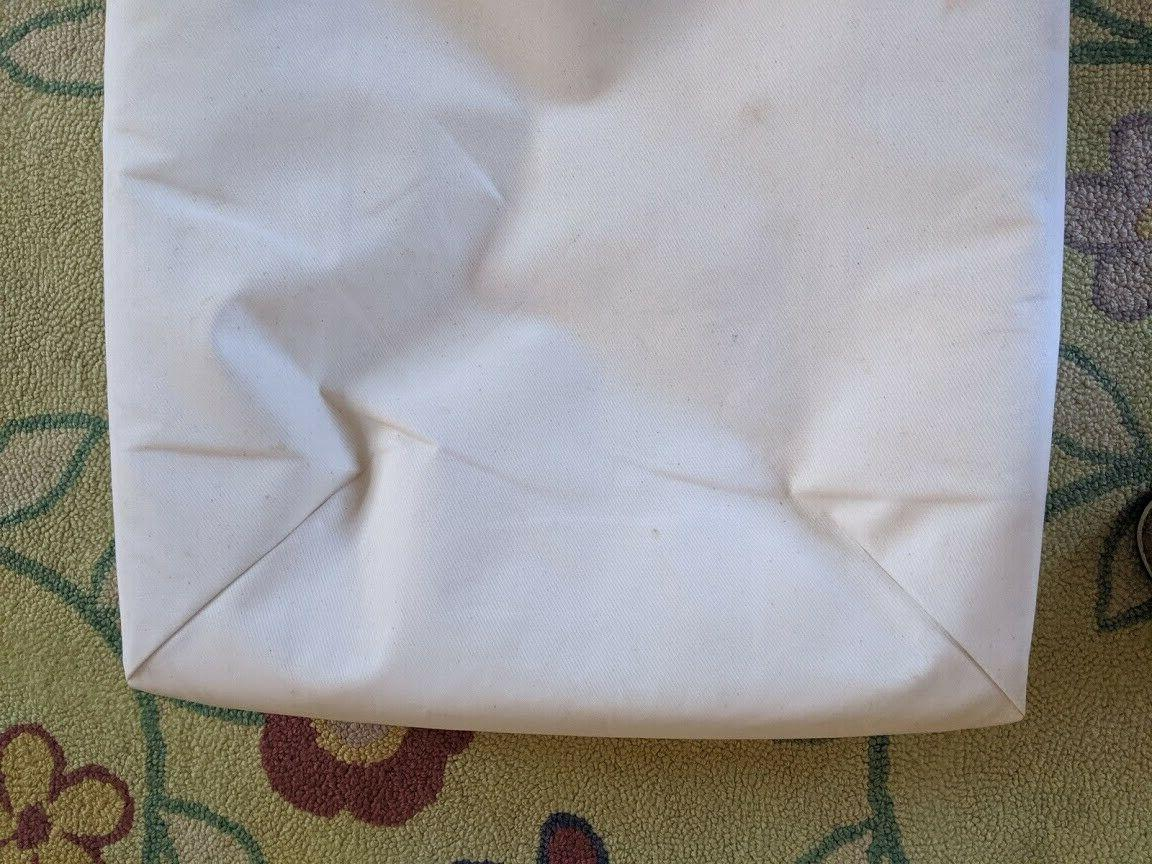Naturepedic Organic Cotton Contoured CHANGING PADfor Table EUC Made In USA