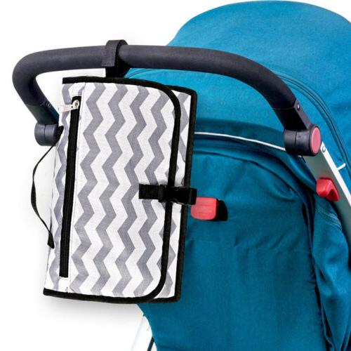 Outdoor Travel Portable Changing Large Pad Folding