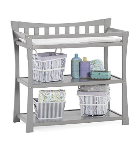 Child Craft Table, Cool Grey