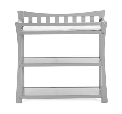 Child Dressing Table, Cool Grey