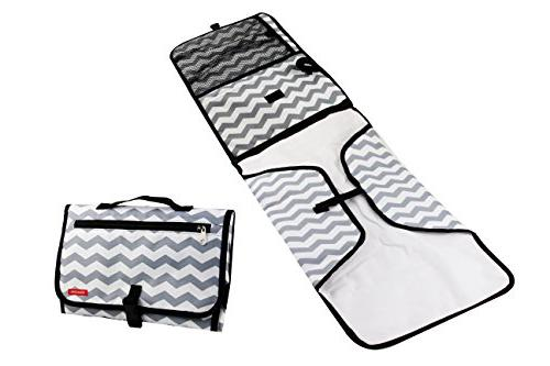 Obecome Baby Diaper Pad Kit, Travel Organizer Toddlers Infants