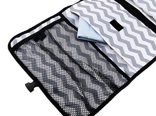 Diaper Changing Pad Kit, Organizer Bag for Infants and Newborns