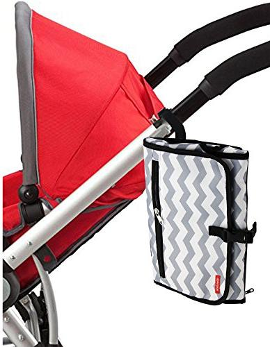 Obecome Diaper Pad Kit, Travel Organizer for Infants and Newborns