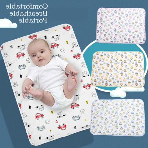 Practical Baby Changing Pad Stroller Diaper Cover Soft