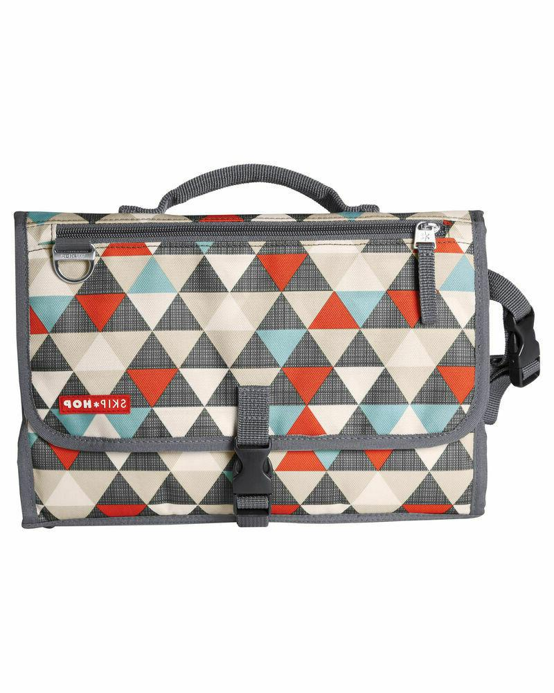 pronto signature changing station diaper clutch