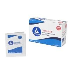 Protective Dressing Applicator Wipe Skincote Box of 50