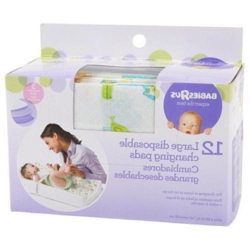 r us disposable changing pads