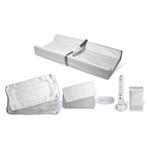 Serta Contoured Changing Cover Special Bundle: Dual Effect Change Covers,2 Change Pinch Night Light
