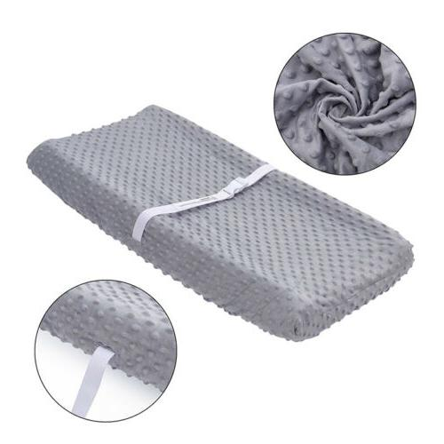 Soft Changing Table Pad Cover Mattress Crib Sheet