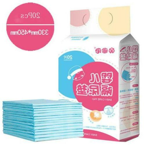Disposable Underpads Bed Incontinence Changing Table Pad Adu
