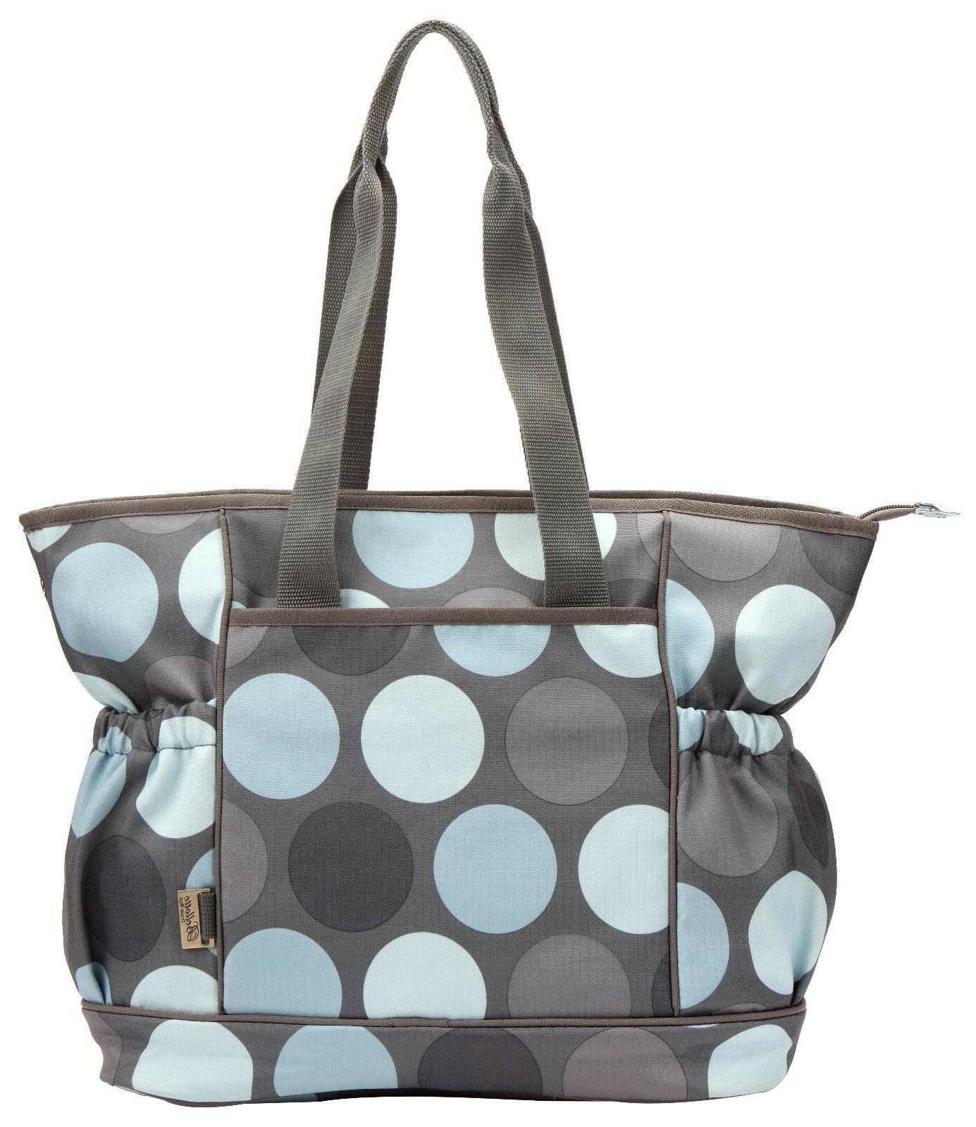 Bellotte Stylish Tote Diaper Bag with