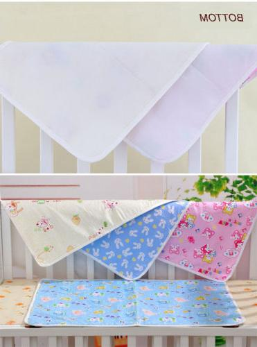 US STOCK Infant Diaper Nappy Mat Bedding Changing Cover Pad