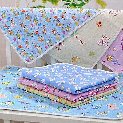 Waterproof Cotton Washable Urine Nappy Bed