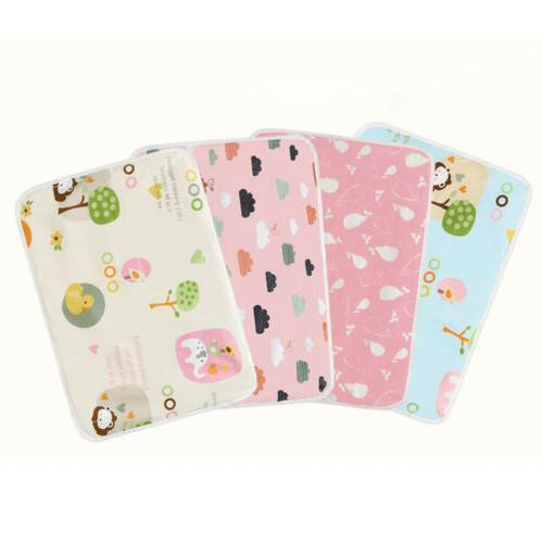 Waterproof Cotton Baby Urine Nappy Bed