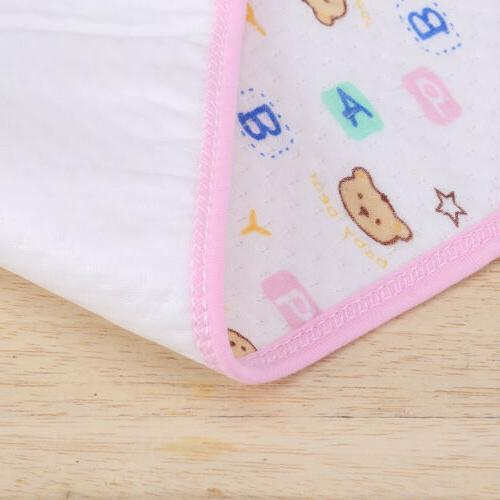 Waterproof Changing Diaper Cotton Infant Urine Bed