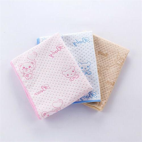 waterproof changing diaper pad washable infant baby
