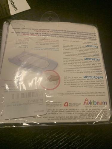 MUNCHKIN Waterproof Pad Liners 3 Count Polyester Free