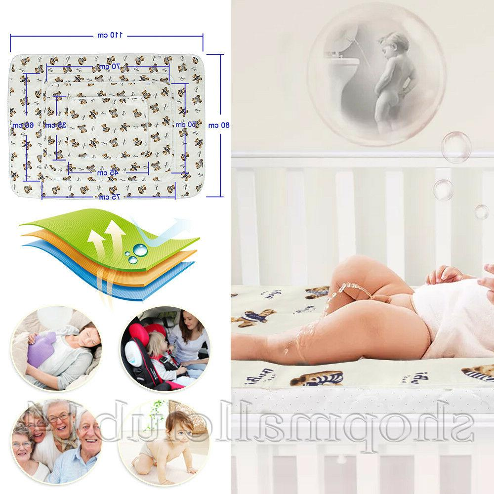 Waterproof Pad Portable Baby Cover Mat
